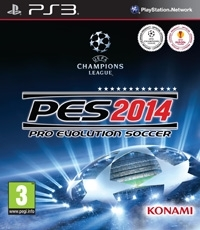 Pro Evolution Soccer 2014 / PES 2014 (PS3)